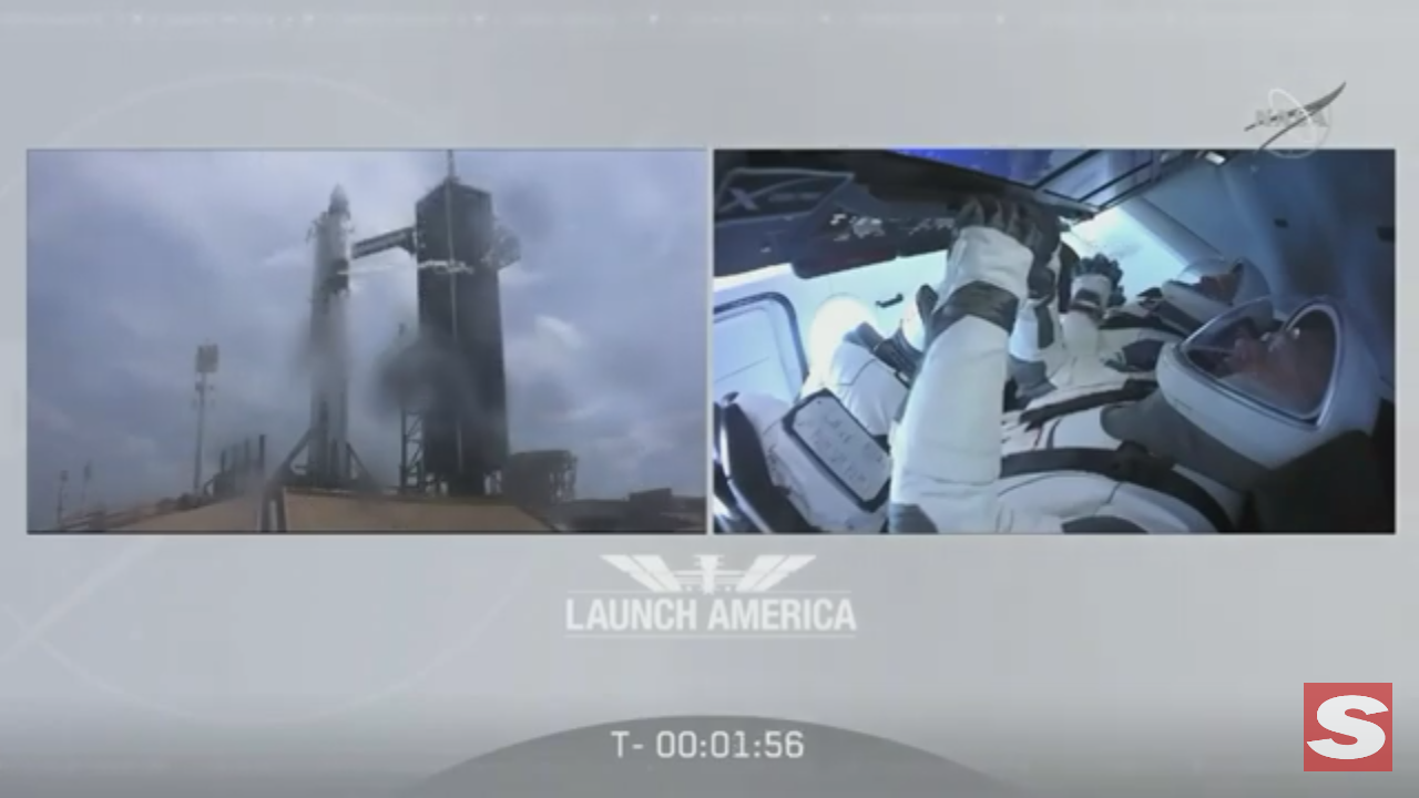 SpaceX and NASA complete historic launch successfully… (VIDEO and Live from NASA)
